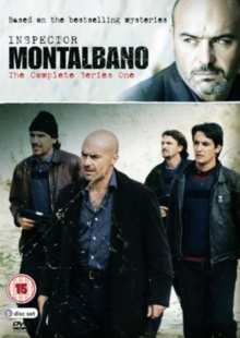 Inspector Montalbano: The Complete Series One, DVD