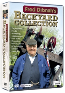 Fred Dibnah's Backyard Collection, DVD
