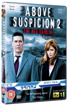 Above Suspicion 2 - The Red Dahlia, DVD