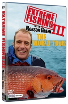 Extreme Fishing With Robson Greene III, DVD