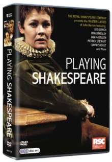 Playing Shakespeare, DVD