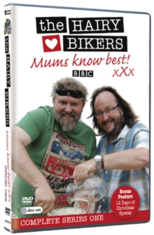 The Hairy Bikers - Mum Knows Best!: Series One, DVD
