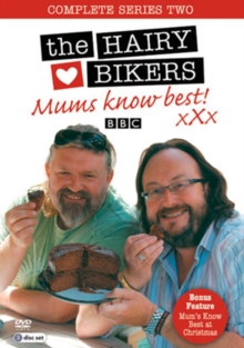 The Hairy Bikers - Mum Knows Best!: Series Two, DVD DVD