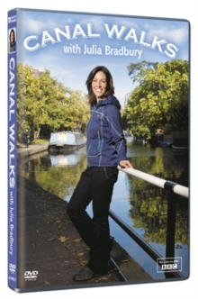 Canal Walks With Julia Bradbury, DVD  DVD