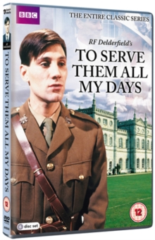 To Serve Them All My Days, DVD