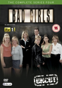 Bad Girls: The Complete Series 4, DVD