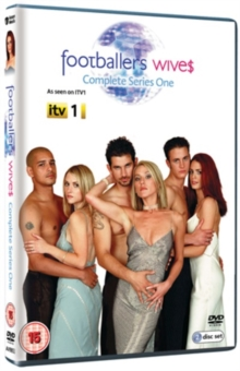 Footballers' Wives: Season 1, DVD