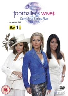 Footballers' Wives: Series 5, DVD