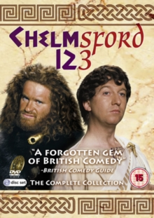 Chelmsford 123: The Complete Series 1 and 2, DVD