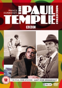 Paul Temple: The Black and White Collection, DVD