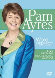 Pam Ayres: Word Perfect, DVD