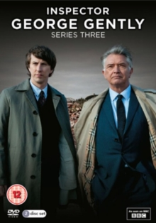 Inspector George Gently: Series Three, DVD