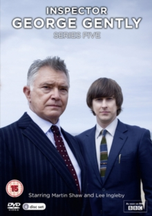 Inspector George Gently: Series Five, DVD