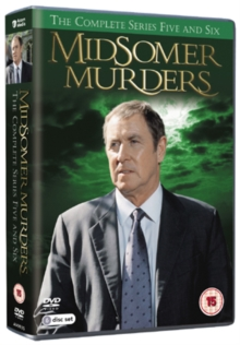 Midsomer Murders: The Complete Series Five and Six, DVD