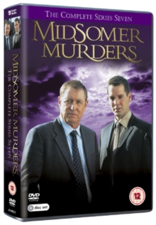 Midsomer Murders: The Complete Series Seven, DVD  DVD