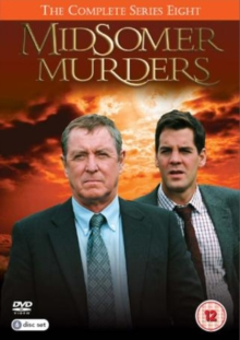 Midsomer Murders: The Complete Series Eight, DVD