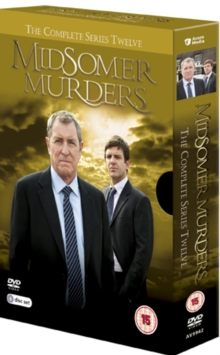 Midsomer Murders: The Complete Series Twelve, DVD