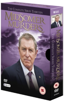 Midsomer Murders: The Complete Series Thirteen, DVD