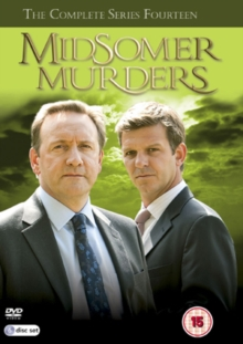 Midsomer Murders: The Complete Series Fourteen, DVD