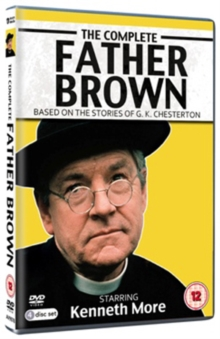 Father Brown: The Complete Series, DVD