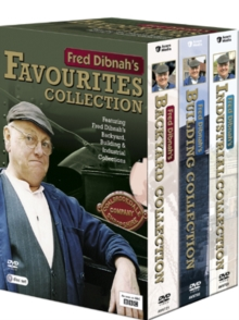 Fred Dibnah's Favourites Collection, DVD  DVD