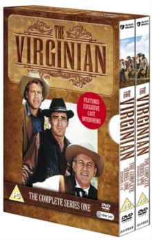 The Virginian: Complete Series 1, DVD