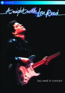 Lou Reed: A Night With Lou Reed, DVD  DVD