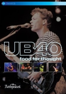 UB40: Food for Thought, DVD