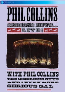 Phil Collins: Serious Hits - Live!, DVD