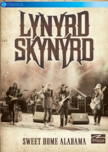 Lynyrd Skynyrd: Sweet Home Alabama, DVD DVD