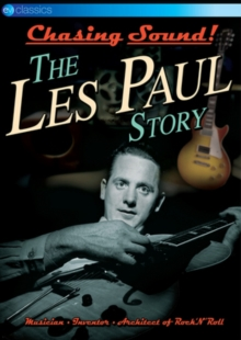 Chasing Sound! - The Les Paul Story, DVD