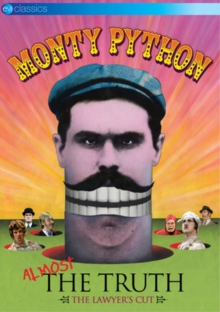 Monty Python: Almost the Truth - The Lawyer's Cut, DVD