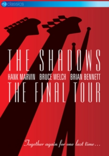 The Shadows: The Final Tour, DVD