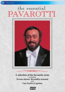 Luciano Pavarotti: The Essential Pavarotti, DVD