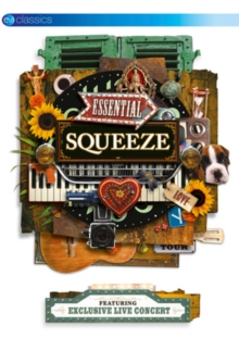 Squeeze: Essential Squeeze, DVD