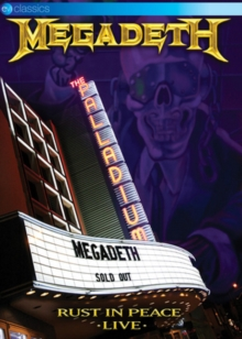 Megadeth: Rust in Peace - Live, DVD