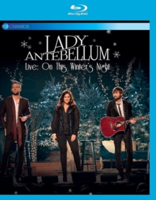 Lady Antebellum: Live - On This Winter's Night, Blu-ray