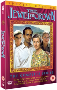 The Jewel in the Crown: The Complete Series, DVD