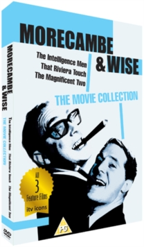 Morecambe and Wise Movie Collection, DVD