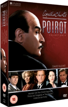 Agatha Christie's Poirot: The Collection 8, DVD