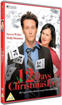 The Twelve Days of Christmas Eve, DVD
