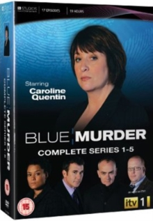 Blue Murder: The Complete Series 1-5, DVD