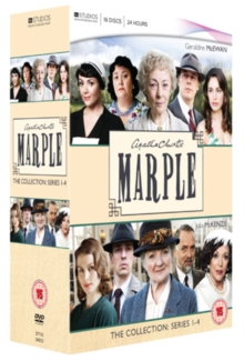 Marple: The Collection - Series 1-4, DVD