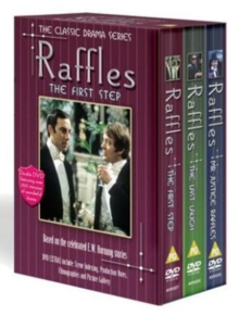 Raffles: The Complete Series, DVD