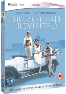 Brideshead Revisited: The Complete Series, DVD