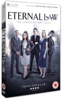 Eternal Law, DVD  DVD