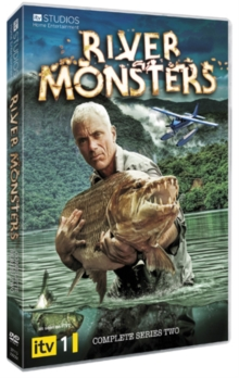 River Monsters: Series 2, DVD