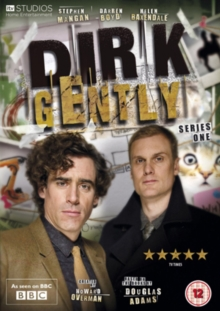 Dirk Gently: Series 1, DVD  DVD