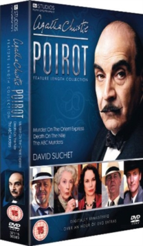 Agatha Christie's Poirot: Collection, DVD