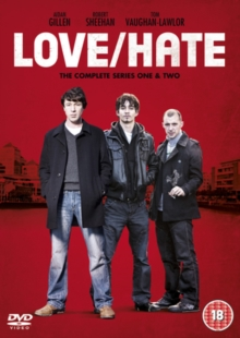 Love/Hate: Series 1 and 2, DVD  DVD